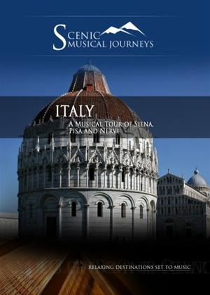 Rent A Musical Journey: Italy: Sienna, Pisa and Nervi Online DVD Rental