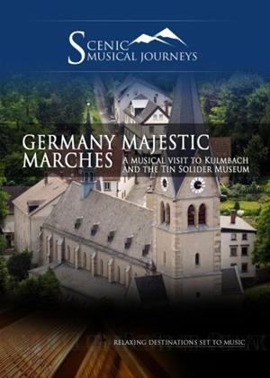 Rent A Musical Journey: Germany: Majestic Marches Online DVD Rental