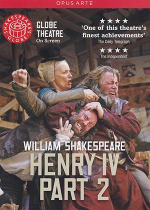 Rent Henry IV: Part 2: Globe Theatre Online DVD Rental