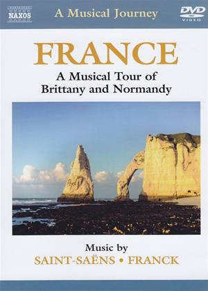 Rent A Musical Journey: France: A Musical Tour of Brittany... Online DVD Rental