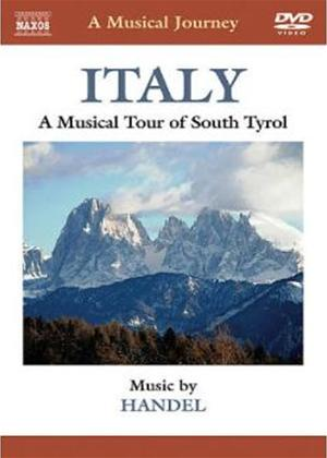 Rent A Musical Journey: Italy: South Tyrol Online DVD Rental