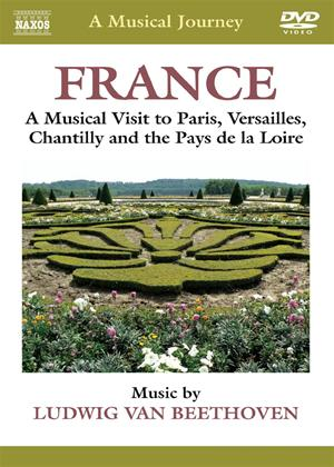 Rent A Musical Journey: France: A Musical Visit to Paris... Online DVD Rental