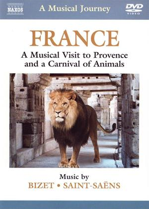 Rent A Musical Journey: France: A Musical Visit to Provence and a Carnival of Animals Online DVD Rental