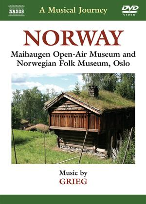 Rent A Musical Journey: Norway: Maihaugen Open-Air Museum and Norwegian Folk Museum, Oslo Online DVD Rental