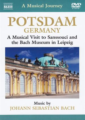 Rent A Musical Journey: Potsdam: A Musical Visit to Sanssouci and the Bach Museum in Leipzig Online DVD Rental