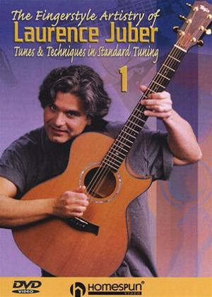 The Fingerpicking Artistry of Laurence Juber Online DVD Rental