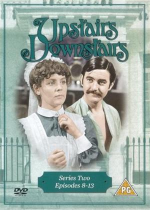 Rent Upstairs Downstairs: Series 2: Part 2 Online DVD Rental