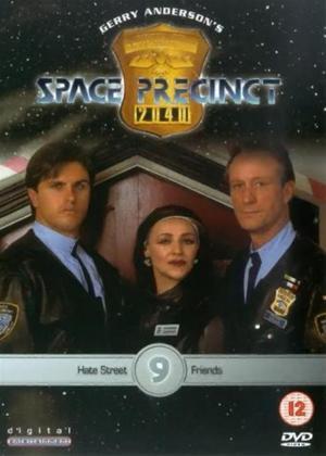 Rent Space Precinct: Vol.9 Online DVD Rental