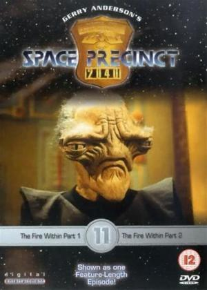 Rent Space Precinct: Vol.11 Online DVD Rental