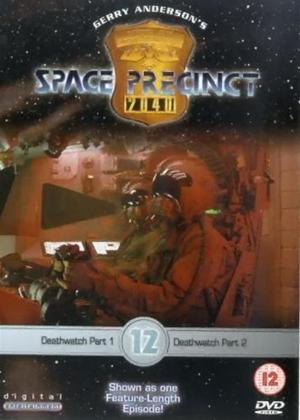 Rent Space Precinct: Vol.12 Online DVD Rental