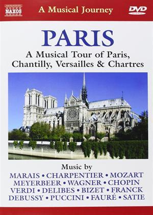 Rent A Musical Journey: Paris Online DVD Rental