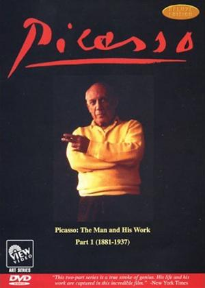 Rent Picasso: The Man and His Work: Part 1 Online DVD Rental