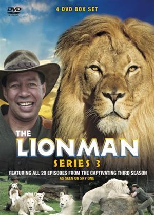 Rent The Lionman: Series 3 Online DVD Rental