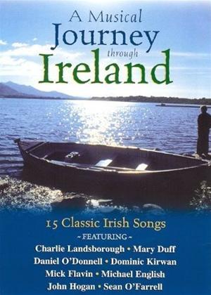 Rent A Musical Journey Through Ireland Online DVD Rental
