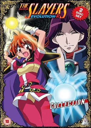 The Slayers Revolution: Series 4: Part 2 Online DVD Rental