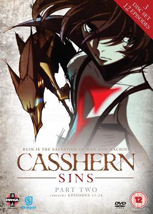 Casshern Sins: Part 2 Online DVD Rental