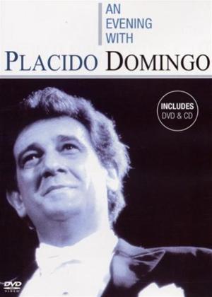 Placido Domingo: An Evening with Placido Domingo Online DVD Rental