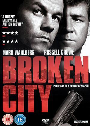 Rent Broken City Online DVD Rental