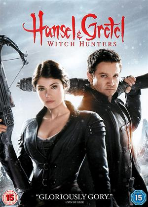 Rent Hansel and Gretel: Witch Hunters Online DVD Rental