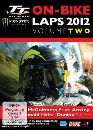 Rent TT 2012: On-bike Laps: Vol.2 Online DVD Rental