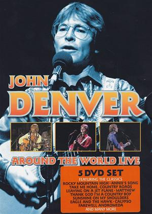 John Denver: Around the World Live Online DVD Rental