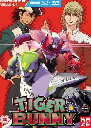 Rent Tiger and Bunny: Part 4 Online DVD Rental