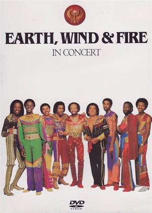 Earth, Wind and Fire: In Concert Online DVD Rental