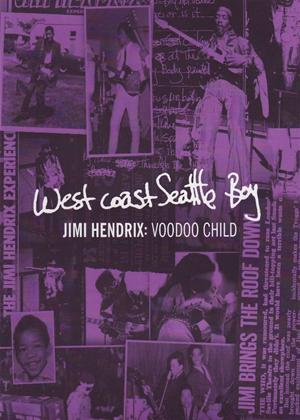 Jimi Hendrix: Voodoo Child Online DVD Rental