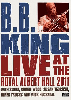 Rent B.B. King: B.B. King and Friends Live at the Royal Albert Hall Online DVD Rental