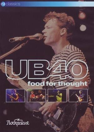 Rent UB40: Food for Thought Online DVD Rental