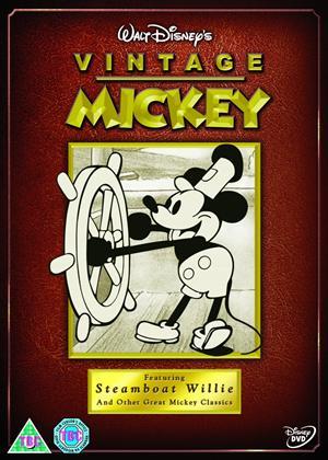 Walt Disney's Vintage Mickey Online DVD Rental