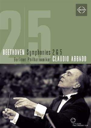 Beethoven: Symphonies 2 and 5 Online DVD Rental
