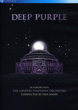 Deep Purple: In Concert with the London Symphony Orchestra Online DVD Rental