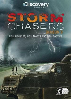 Rent Storm Chasers: Series 2 Online DVD Rental