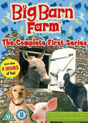 Rent Big Barn Farm: Series 1 Online DVD Rental