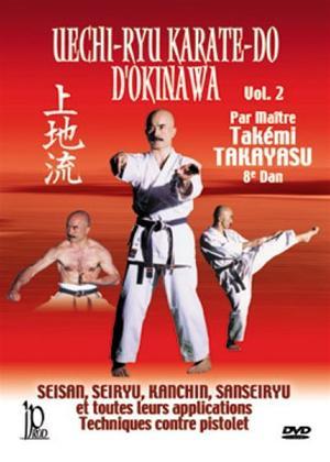 Rent Uechi-ryu Karate-do from Okinawa: Vol.2 Online DVD Rental