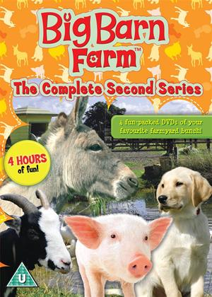 Rent Big Barn Farm: Series 2 Online DVD Rental