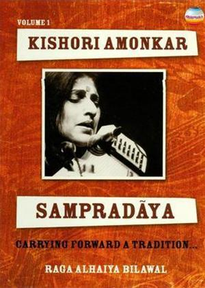 Rent Kishori Amonkar: Sapradaya: Vol.1 Online DVD Rental