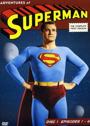 The Adventures of Superman: Series 1 Online DVD Rental