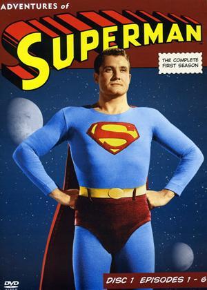 Rent The Adventures of Superman: Series 1 Online DVD Rental