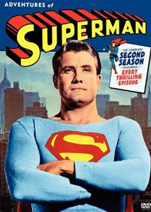 The Adventures of Superman: Series 2 Online DVD Rental
