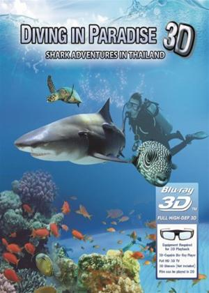 Diving in Paradise: Shark Adventures in Thailand Online DVD Rental