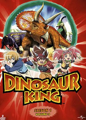 Rent Dinosaur King: Vol.3 Online DVD Rental