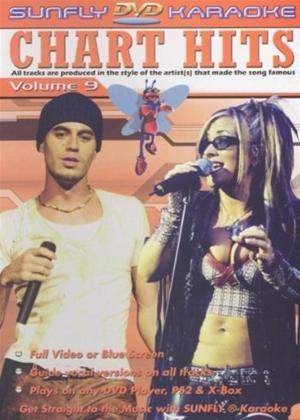Sunfly Karaoke: Chart Hits: Vol.9 Online DVD Rental