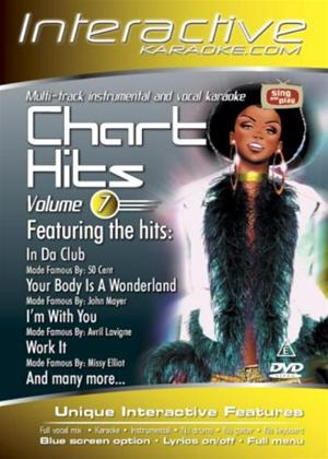 Rent Interactive Karaoke: Chart Hits: Vol.7 Online DVD Rental