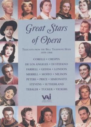 Great Stars of Opera: Vol.1 Online DVD Rental