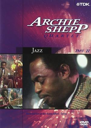 Archie Shepp: The Archie Shepp Quartet: Part 2 Online DVD Rental