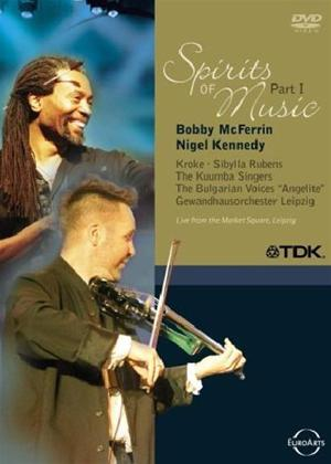 Spirits of Music: Part 1 Online DVD Rental