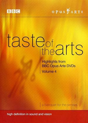 Rent Taste of the Arts: Vol.4 Online DVD Rental