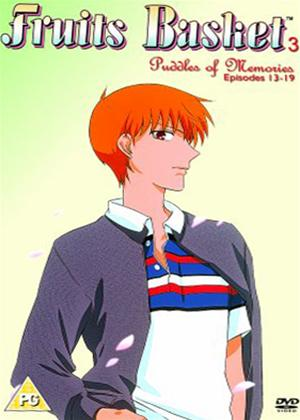 Rent Fruits Basket: Vol.3: Puddles of Memories Online DVD Rental